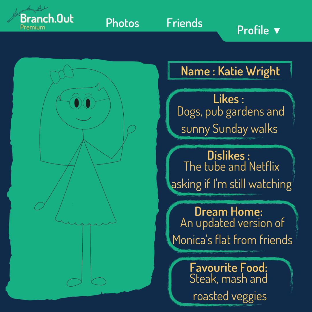 Katie Profile