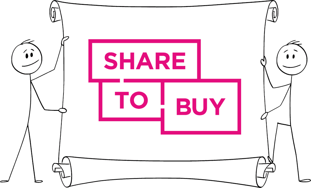 Share-to-Buy